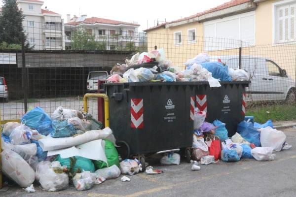 Τρίωρη σύσκεψη στο ΦΟΔΣΑ Πελοποννήσου για τα σκουπίδια της Τρίπολης