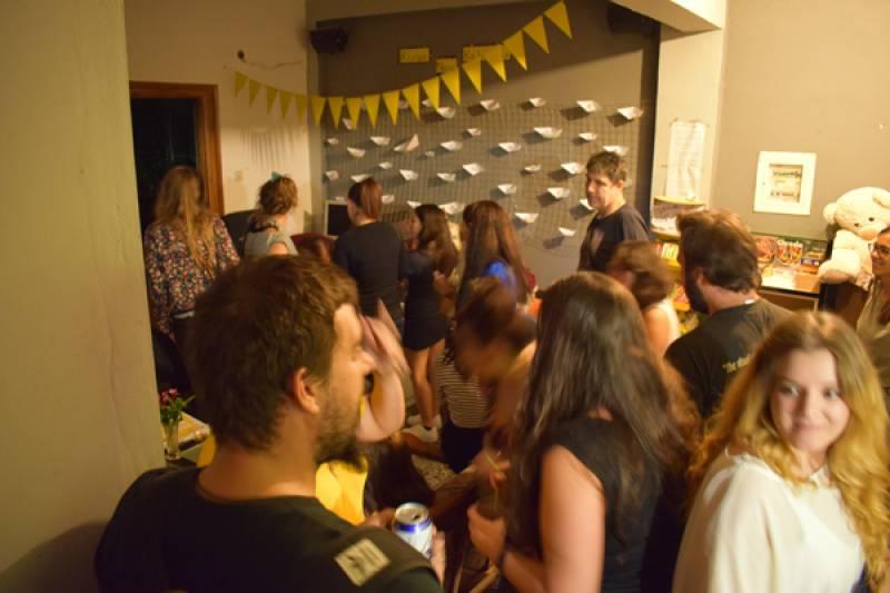 Σαββατιάτικο πάρτι για τα 10α γενέθλια του Κέντρου Νέων