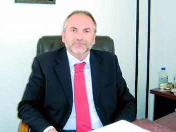 """Διονύσης Αλευράς: """"Δεν είμαι εγώ υποψήφιος με το συνδυασμό Δέδε"""""""