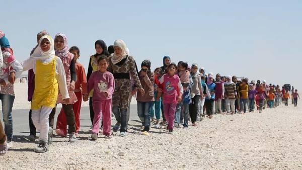 3.274 πρόσφυγες στη χώρα μας τον μήνα Οκτώβριο