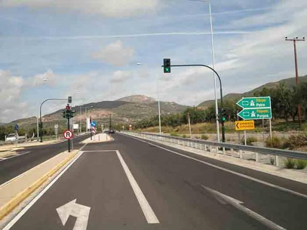 Η Περιφέρεια Δυτ. Ελλάδος ζητεί ενημέρωση για το Πάτρα - Πύργος - Καλό Νερό - Τσακώνα