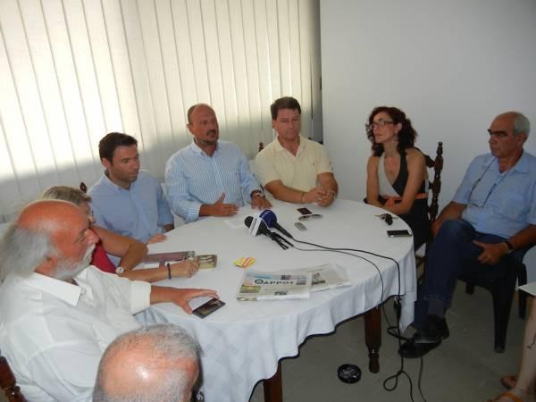 """""""Είμαστε έτοιμοι για εκλογές"""" δηλώνουν οι Ανεξάρτητοι Ελληνες"""