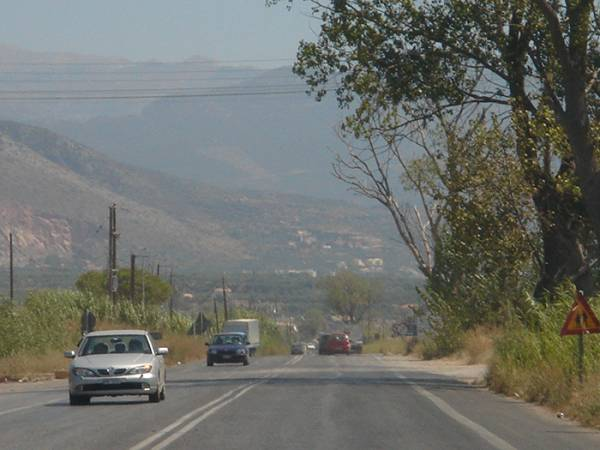 Εγκαταλείπεται η ιδέα καινούργιας χάραξης: Προς νέα λύση οδηγείται ο δρόμος Καλαμάτα - Ριζόμυλος