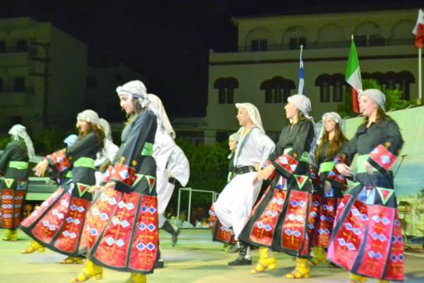 Διεθνές ΦεστιβάλΠαράδοσης Τριφυλίας