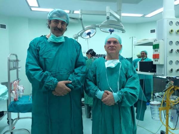 Καβγάς του προέδρου της ΠΟΕΔΗΝ με τον διευθυντή της Χειρουργικής στην Κυπαρισσία