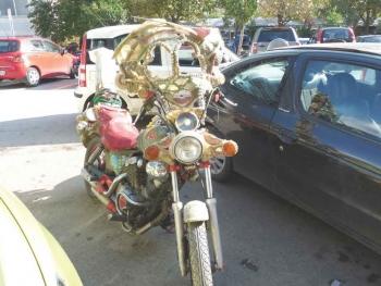 Φανταστική μοτοσικλέτα