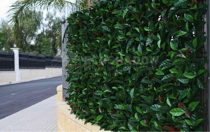 189b0d3e75 Προτάσεις Περίφραξης Κήπου  Φυσικά Υλικά VS Συνθετικά Υλικά ...