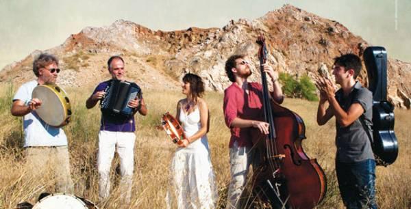 Συναυλία με τους Εncardia στην Καλαμάτα