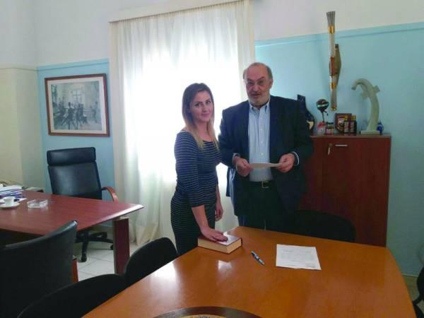Βιβλιοθηκονόμοςστο Δήμο Τριφυλίας