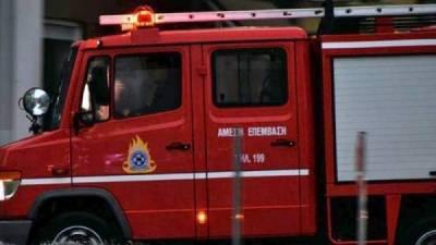 Πυρκαγιά σε αυτοκίνητο στα Φιλιατρά