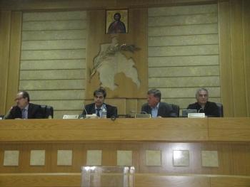 Ο Δημήτρης Πολίτης νέος πρόεδρος στο Δ.Σ. Καλαμάτας