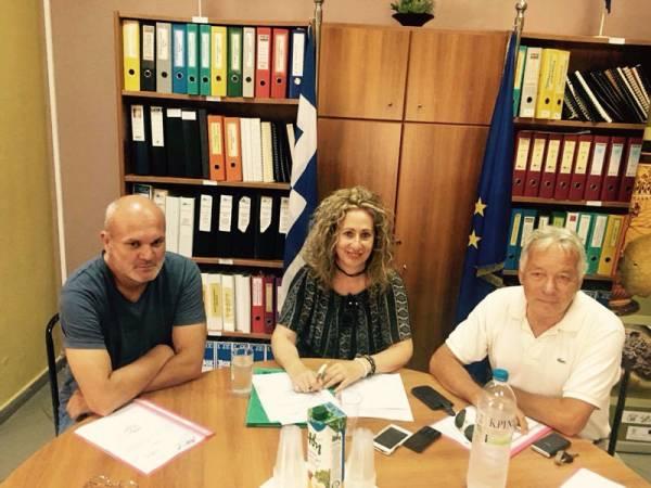 Σύσκεψη για την κουνουποκτονία στη Μεσσηνία