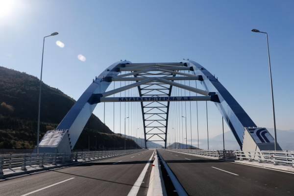 γέφυρα Τσακώνας - ΕΛΕΥΘΕΡΙΑ Online