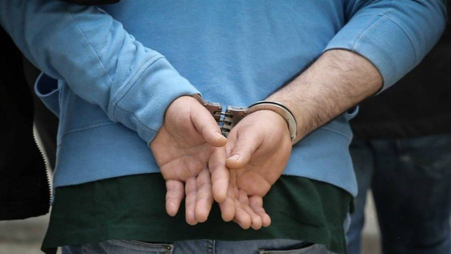 Σύλληψη ημεδαπού για καταδικαστική απόφαση