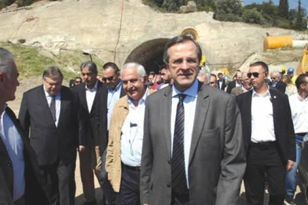 Τρέχουν οι Ηλείοι , κάθονται οι Μεσσήνιοι για Ολυμπία Οδό