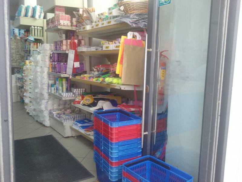 Διέρρηξαν σούπερ μάρκετ στην Κυπαρισσία