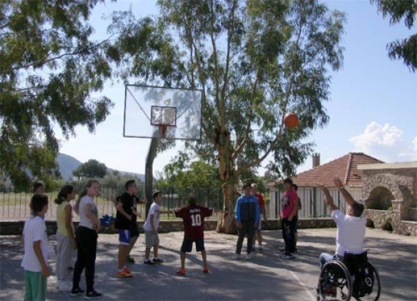 Σχολικός Αθλητισμός στο Λύκειο Αρφαρών