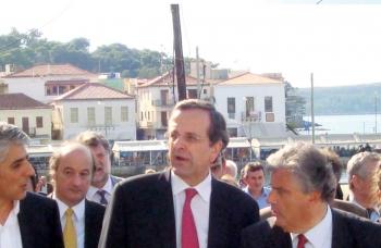 Σε Καλαμάτα και Πύλο σήμερα ο Αντ. Σαμαράς, στο πλαίσιο ολιγοήμερων διακοπών