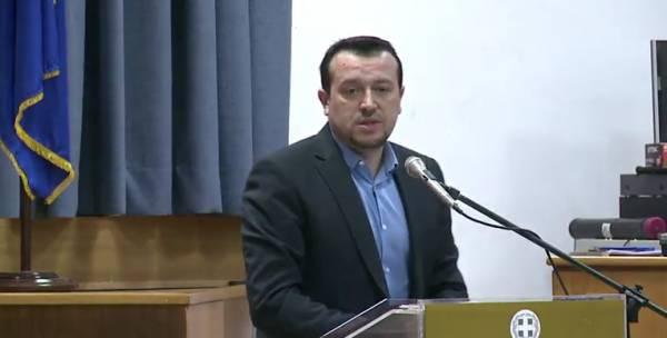 LIVE  Η ομιλία του υπουργού Ψηφιακής Πολιτικής Ν. Παππά στην Καλαμάτα cf130f4c16f