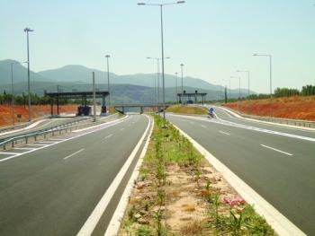 Παραδόθηκε στην κυκλοφορία ο δρόμος Αλλαγή - Θουρία (Ανανεωμένο )