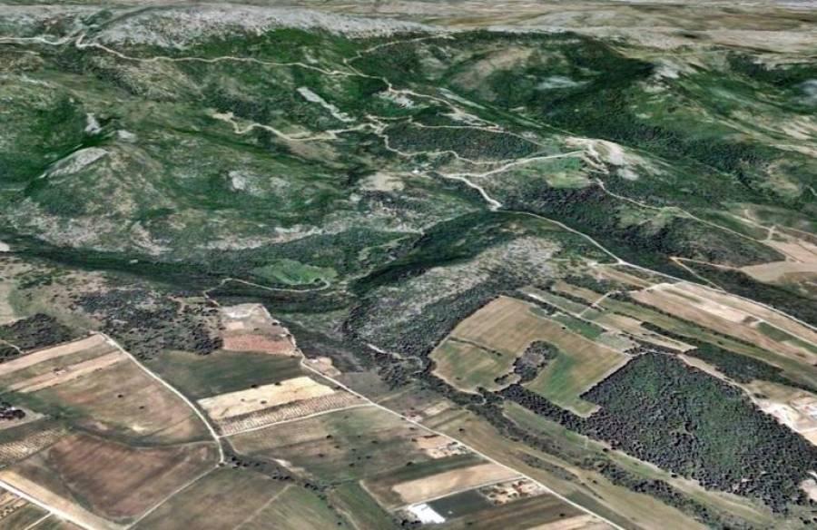 Μόνο 592 ενστάσεις για τους δασικούς χάρτες στη Μεσσηνία