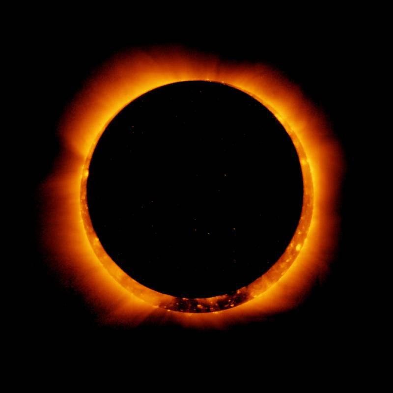 Δακτυλιοειδής έκλειψη ηλίου στις 26 Δεκεμβρίου
