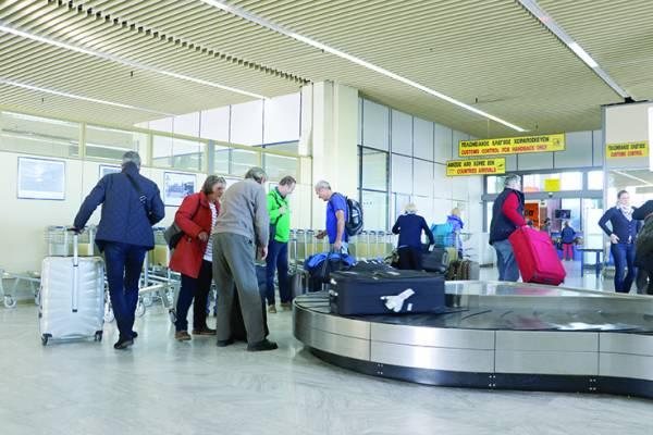 Αεροδρόμιο Καλαμάτας: Αύξηση 156% στις αφίξεις εσωτερικού