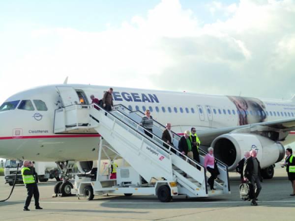 Δεν θα κλείσει το αεροδρόμιο Καλαμάτας