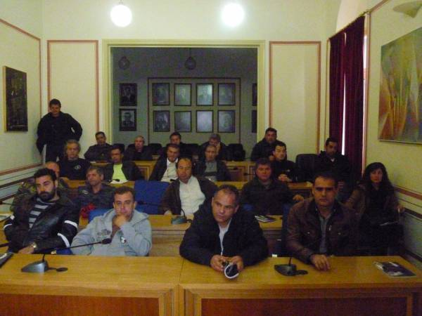 Καλαμάτα: Συνεδρίαση Συντονιστικού για την αντιπυρική περίοδο