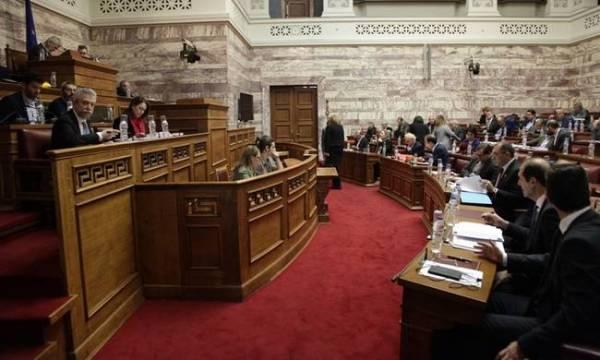 Κατατέθηκε στη Βουλή το σχέδιο νόμου για την επιλογή διευθυντών