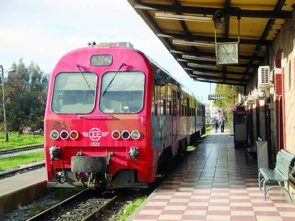 Τρένο στην Πελοπόννησο ζητούν  οι συνταξιούχοι σιδηροδρομικοί