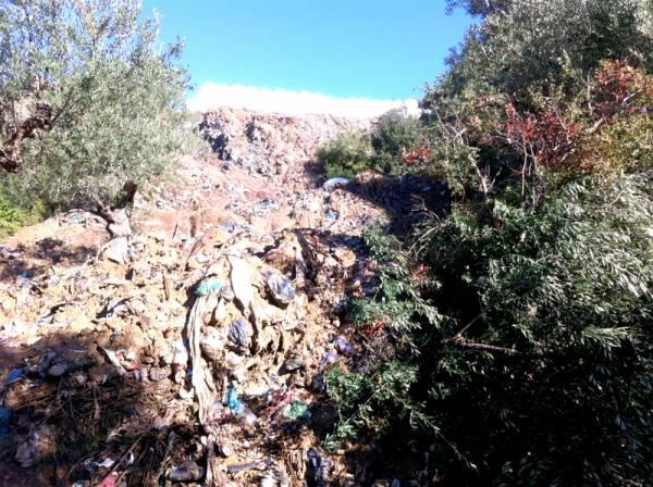 Εγκληματική οργάνωση στα σκουπίδια της Καλαμάτας