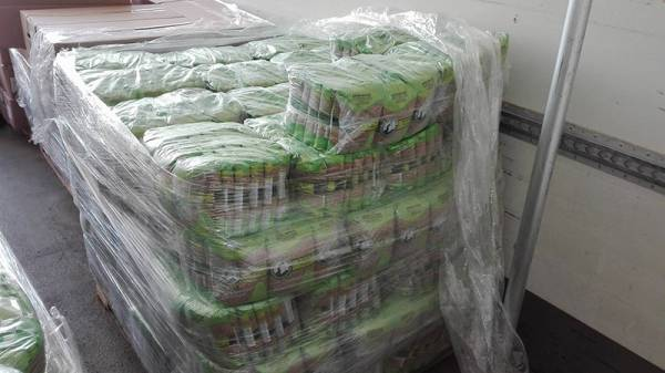 Διανομή τροφίμων σε Μελιγαλά και Μεσσήνη