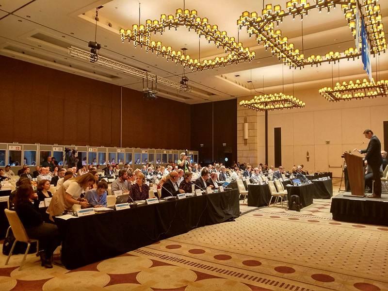 150 ευρωπαίοι αυτοδιοικητικοί για το λάδι στην Πύλο: Σνόμπαραν την εκδήλωση Τατούλης και Μεσσήνιοι δήμαρχοι