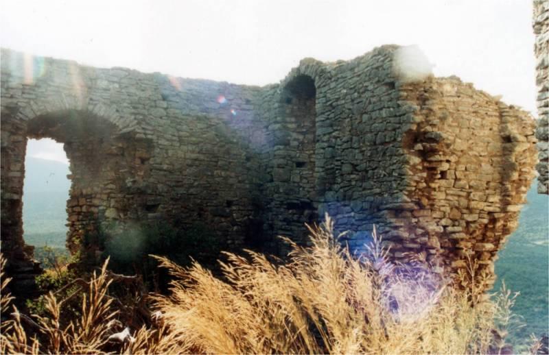 Κάστρα και οχυρά της Μεσσηνίας: Το κάστρο του Μίλα (Châteaux Neuf)