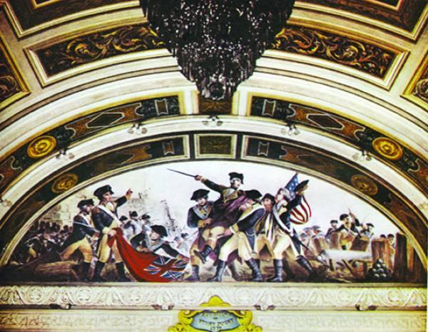 Εκδήλωση στην Παλιά Βουλή για τον Φιλιατρινό ζωγράφο Κωνσταντίνο Μπρουμίδη