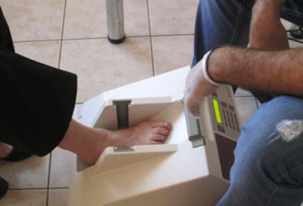 Δωρεάν μέτρηση οστικής πυκνότητας στο Β' ΚΑΠΗ Καλαμάτας
