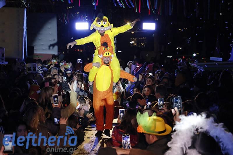Ξεκινά σήμερα το 8ο Καλαματιανό Καρναβάλι