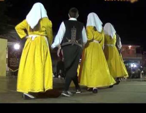 Αντάμωμα Παιδικών Ομάδων Παραδοσιακών Χορών στους Γαργαλιάνους